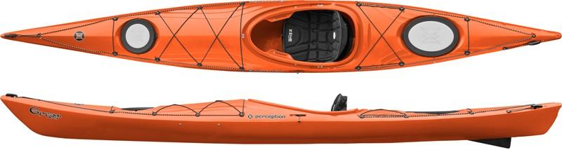 perception expression 15 sea kayak